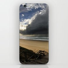 Storm Coming iPhone & iPod Skin