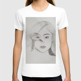 Her Eyes And The Way She Smiles T-shirt