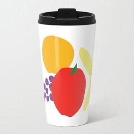 Digital still life—fruit Travel Mug
