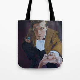 The Eleventh Doctor Tote Bag