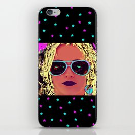 Alabama Blonde iPhone Skin