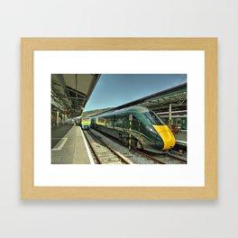 Swansea IET Framed Art Print