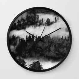 One Fine Day - Nature Photography Wall Clock