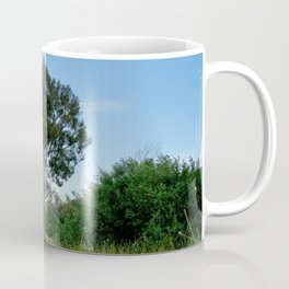 Path Splitter Coffee Mug