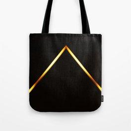 Pyramid of Light Tote Bag