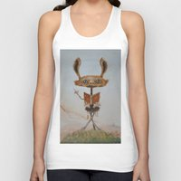 teacher Tank Tops featuring the teacher  by Ed Schaap