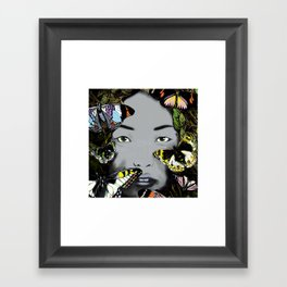 Songs To Elevate Pure Hearts II Framed Art Print