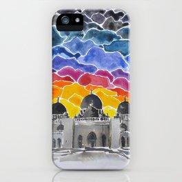 Sheikh Zayed Grand Mosque, Abu Dhabi, UAE iPhone Case