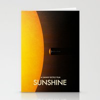 sunshine Stationery Cards featuring Sunshine by Victor Vercesi