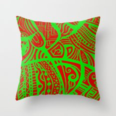 Abstractish 3 Throw Pillow