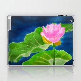 Pink Lotus Beauty Laptop & iPad Skin