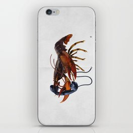 Calling Salvador (wordless) iPhone Skin