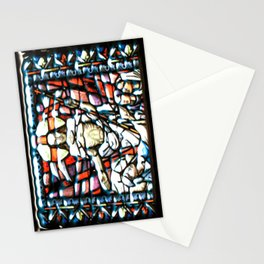 Pillowed Stain Stationery Cards