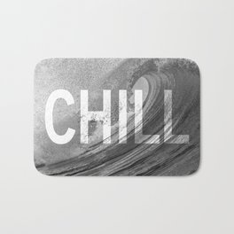 Chill Waves Bath Mat