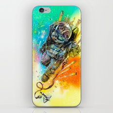 Houston we have a problem iPhone & iPod Skin