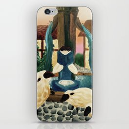 Belle - Beauty and the Beast iPhone Skin