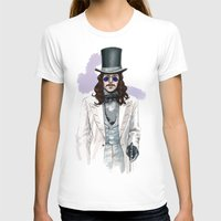 dracula T-shirts featuring Dracula by Myrtle Quillamor