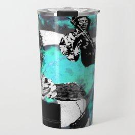 JIMI - 3 portraits Travel Mug