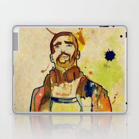 Portraits, Mario Laptop & iPad Skin