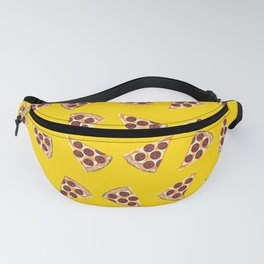 Pizza Slice Yellow Fanny Pack