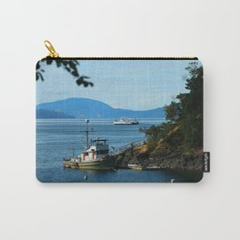 Harbour at Butchart´s Garden Carry-All Pouch