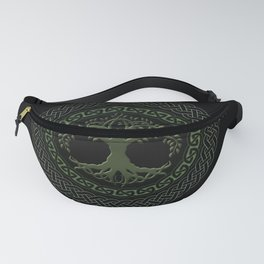 Celtic Tree Of Life Fanny Pack