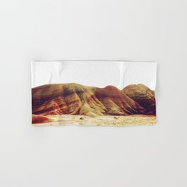 Oregon Painted Hills Hand & Bath Towel