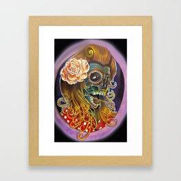 Mum-A-Billy Framed Art Print