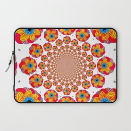 Leigh's Fire Pit Laptop Sleeve