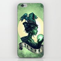 wicked iPhone & iPod Skins featuring WICKED by Tim Shumate