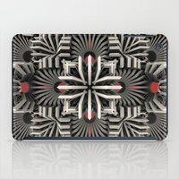 matrix iPad Cases featuring Calaabachti Matrix by Obvious Warrior