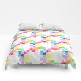 Pixel Comforters