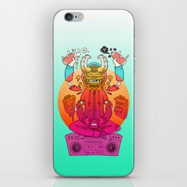 Killamari Yo iPhone Skin