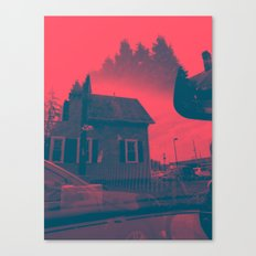 604 Canvas Print