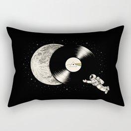 Tha Dark Side of the Moon Rectangular Pillow