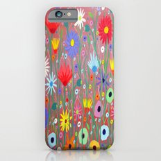 Flowers-Abstracts  iPhone 6s Slim Case