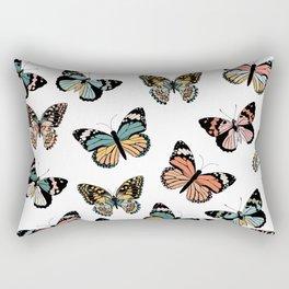 You Give Me Butterflies.. Rectangular Pillow