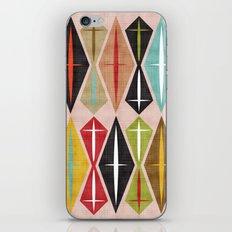 MCM Diamond iPhone Skin