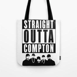Straight Outta Compton Tote Bag