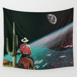 Yeehah Wall Tapestry