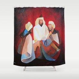 We Three Kıngs Shower Curtain