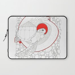 Home, Sweet Home Laptop Sleeve