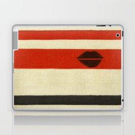 The Lady Vanishes Laptop & iPad Skin