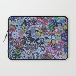 Front end Stickers Laptop Sleeve