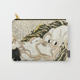 Dream of the Fisherman's Wife - Mad Men Carry-All Pouch
