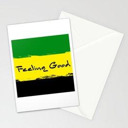 Jamacian Design 333 Stationery Cards