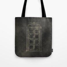 Doctor Who: Tardis Tote Bag
