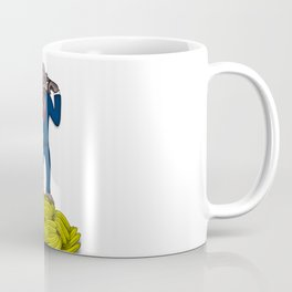 Monkey Bizness Coffee Mug