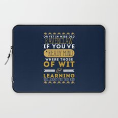 Ravenclaw Laptop Sleeve