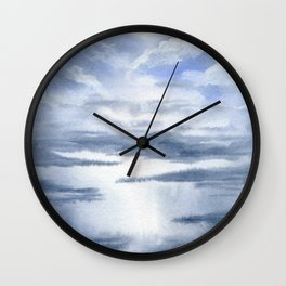 As Above, So Below. Wall Clock